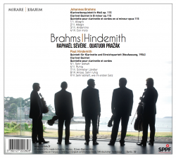 Brahms Hindemith verso