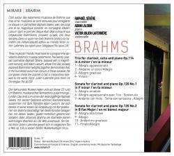 Brahms verso