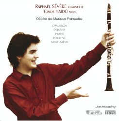 CD Raphaël SEVERE recto