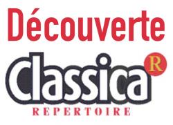 Classica répertoire