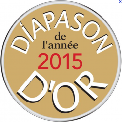 Diapason d'or de l'année 2015